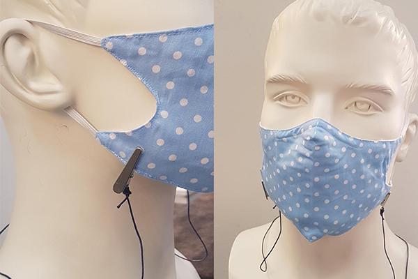 Servietten- und Masken-Kettchen